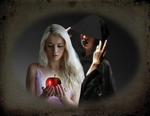 白雪姫と天地真理
