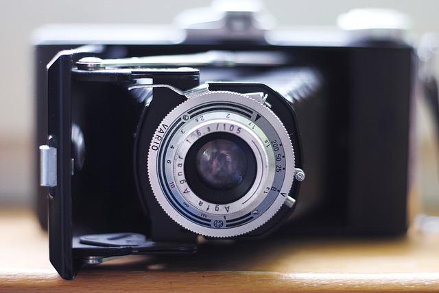 カメラを買いたい。