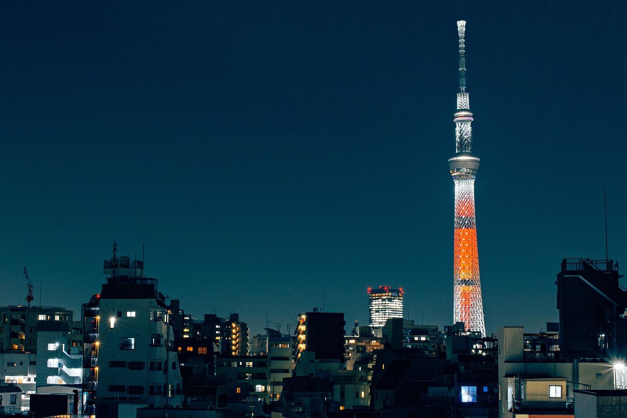 久しぶりに東京に行ってきた。