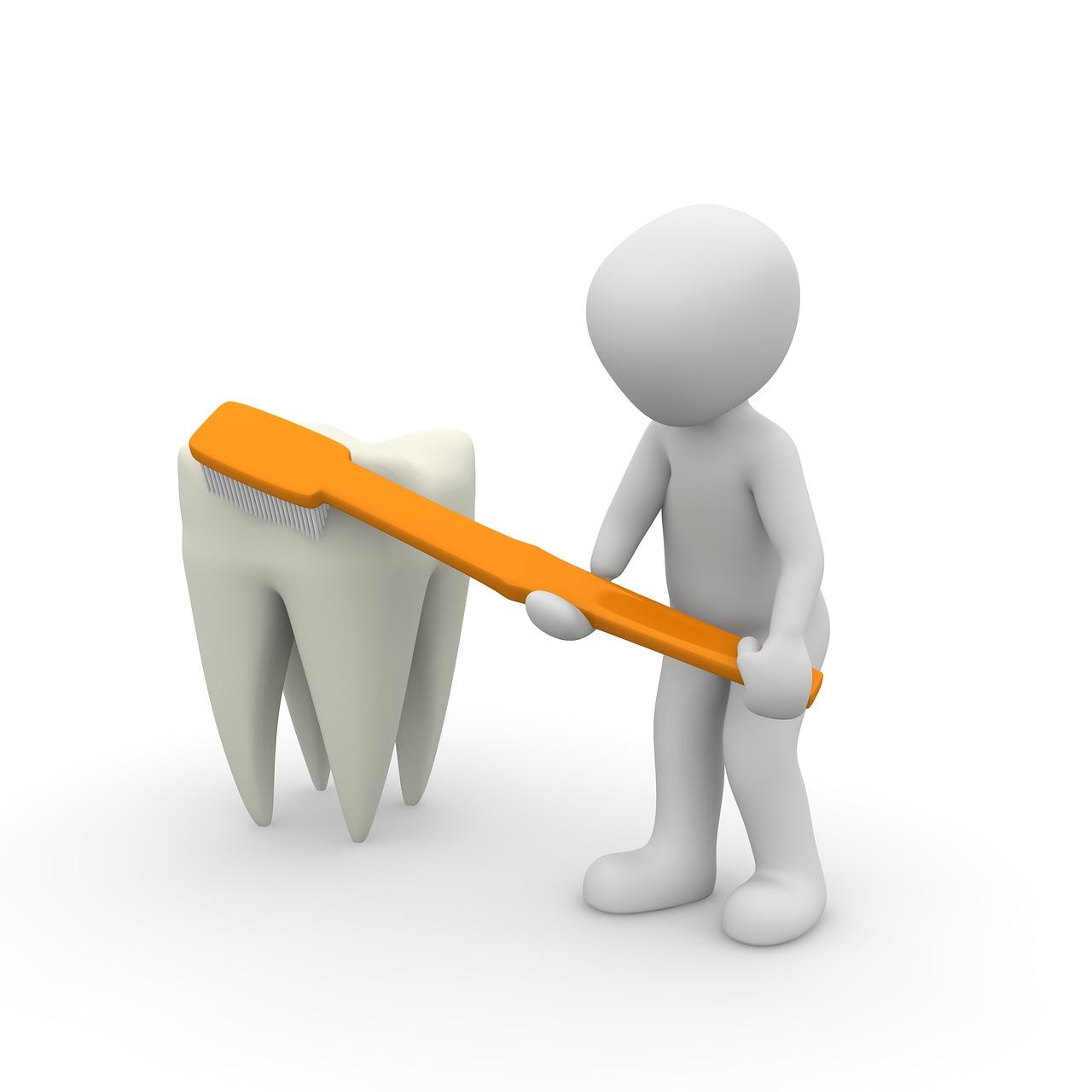 歯医者に行く。
