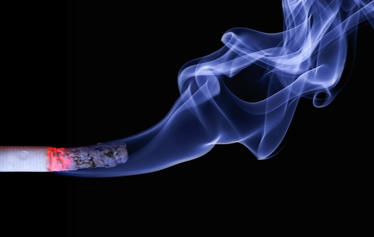 タバコをやめて良かった。