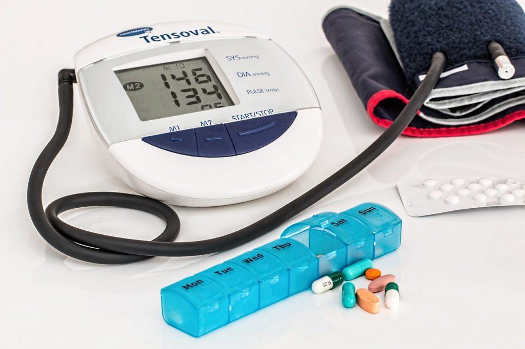 血糖値が125だ。