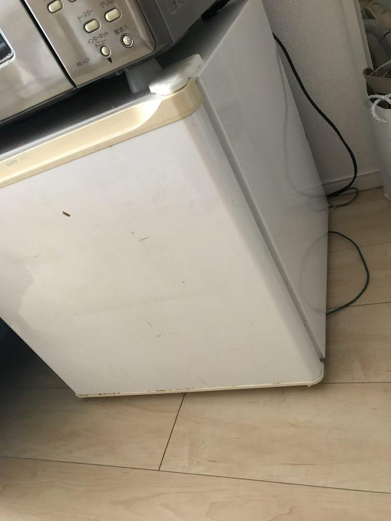 電気品と家具を処分したい(2)。