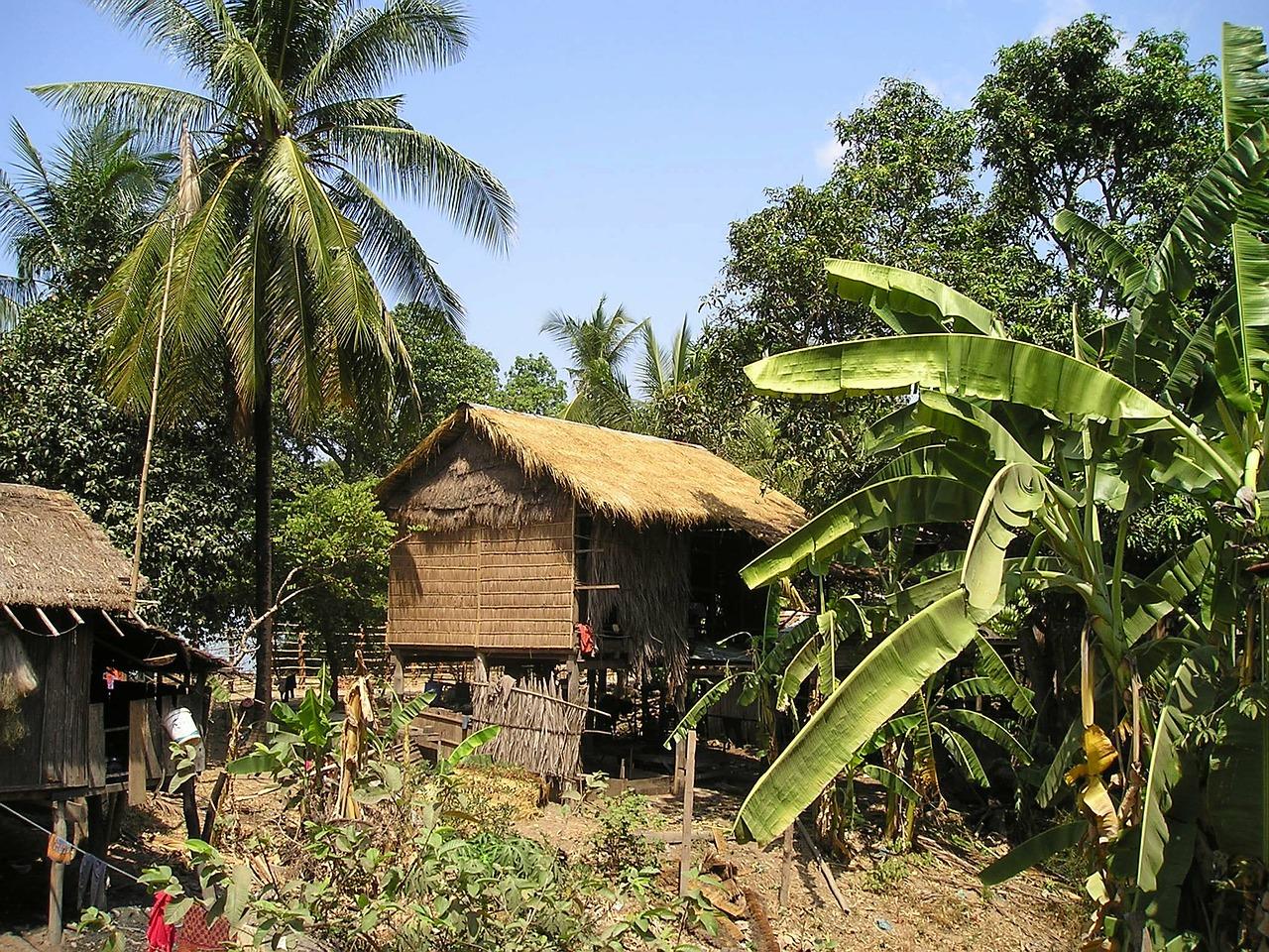 東南アジアでの人々の老後