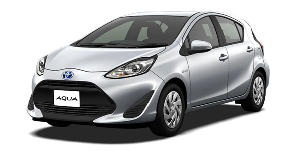 アクアの自動車税は9,000円だった。