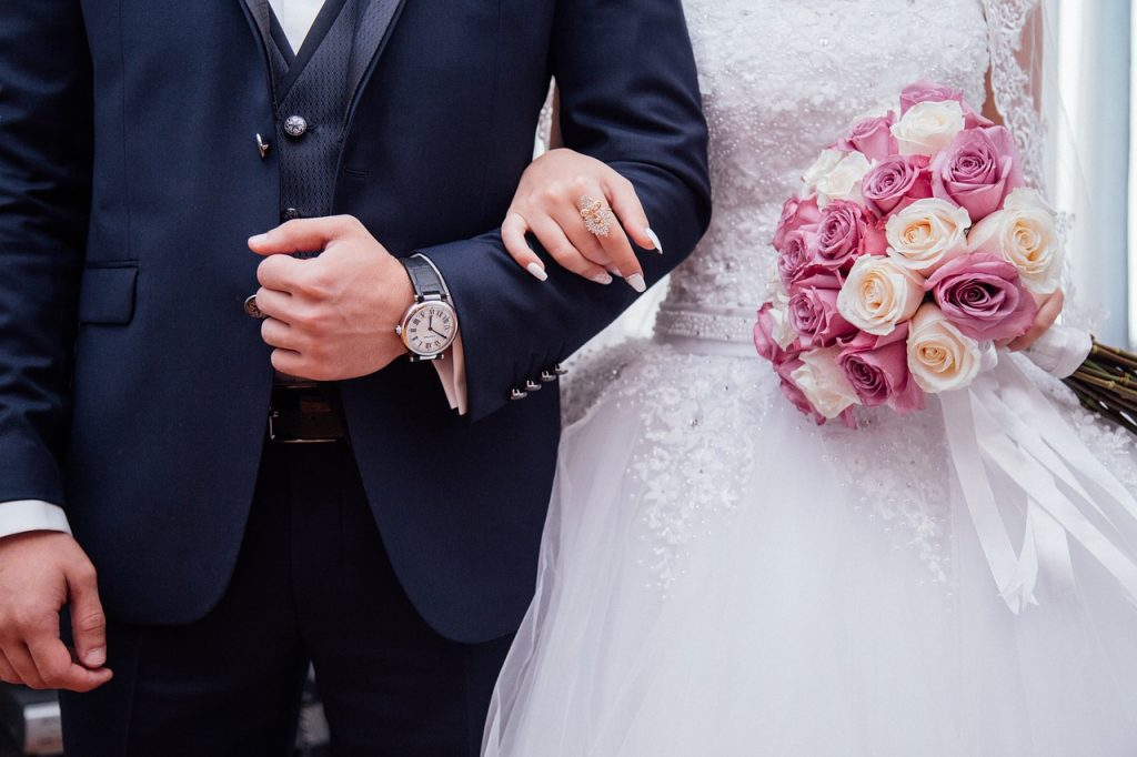 結婚式に、どれくらいお金をかけるのか。
