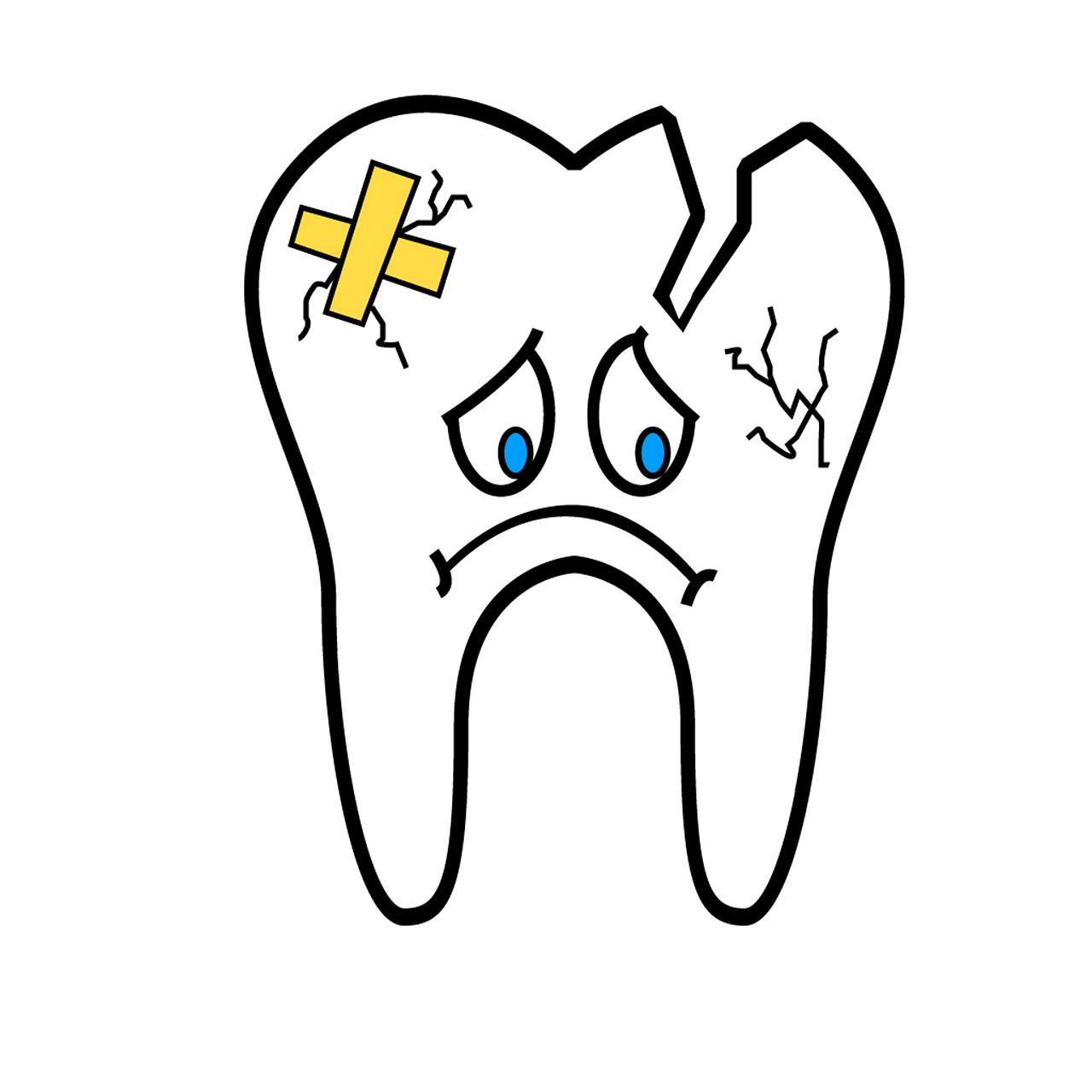 歯医者で1万円近くを支払う。